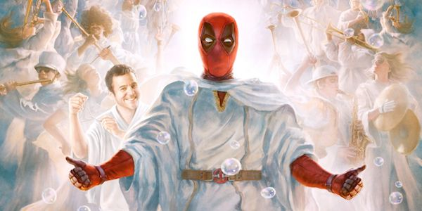 Once Upon A Deadpool Promotion Has Offended Some Members Of The Mormon Church