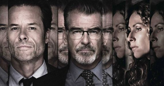 Spinning Man Trailer Deals Out Abduction with Pierce Brosnan & Guy Pearce