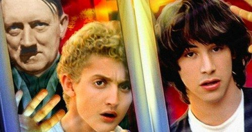 Bill and Ted Almost Kidnapped Hitler Instead of NapoleonBill and