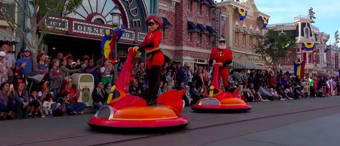 Watch: Pixar-Themed Parade and Fireworks at Disneyland's Pixar Fest, 'Up' Show at Animal Kingdom