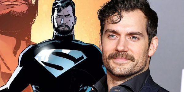 Henry Cavill Shaves His Justice League Mustache