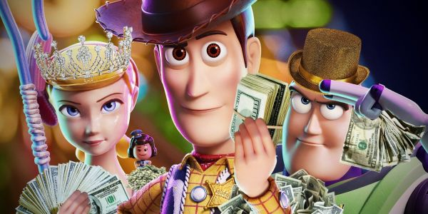 How Much Did Toy Story 4 Cost To Make?