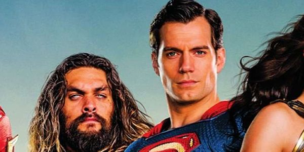 Henry Cavill Posts Hilarious Tribute To Aquaman