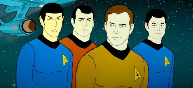 'Star Trek' Animated Series for Kids is Coming to Nickelodeon
