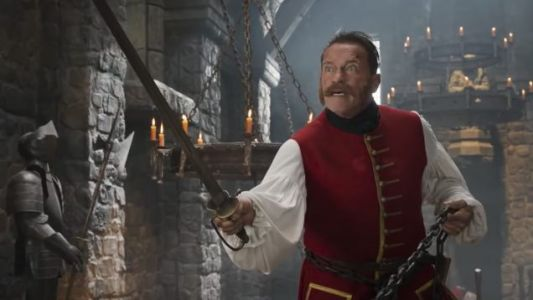 THE IRON MASK Trailer Promises Jackie Chan Fighting Arnold Schwarzenegger, Briefly