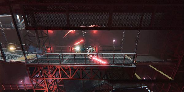 Fallback Review: Labyrinthine Roguelike Action | Screen Rant