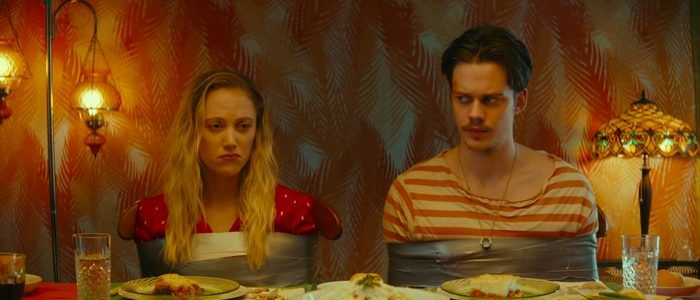 'Villains' Trailer: Bill Skarsgärd and Maika Monroe Broke Into the Wrong House
