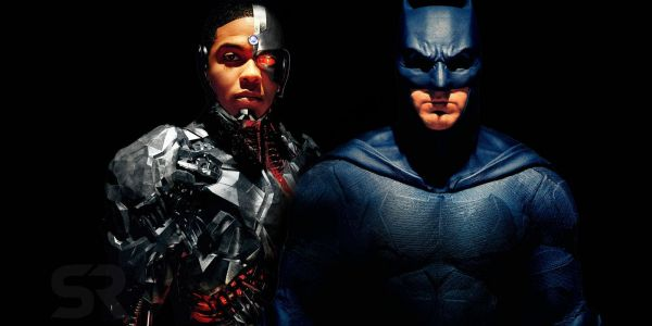 Justice League Stars Ray Fisher & Ben Affleck Reunite in New Photo