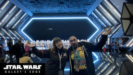 Video: We Experience Star Wars: Rise of the Resistance at Disneyland for the First Time!