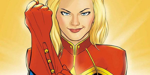 Another Way Captain Marvel Is Making History For Women In The Superhero Genre