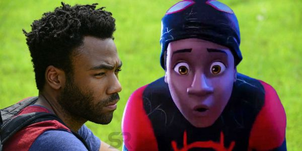 Into the Spider-Verse Producers Tease Possible Donald Glover Cameo