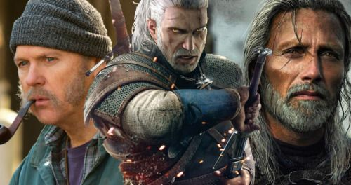 The Witcher Season 2: Michael Keaton and Mads Mikkelsen Rejected