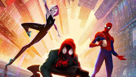 Thwip! Here's the RealD 3D Poster for Spider-Man: Into the Spider-Verse