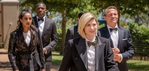 """'Doctor Who' Shakes and Stirs Season 12 Up With a Big Reveal in """"Spyfall, Part 1"""""""