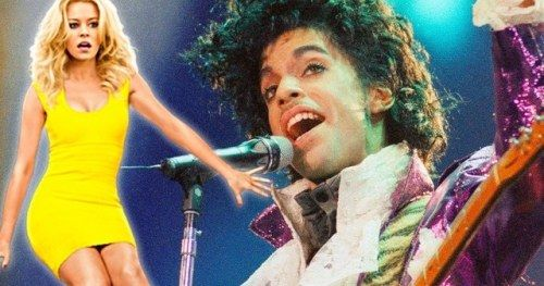 Elizabeth Banks Wins a Date with Prince in True-Life Tale Queen