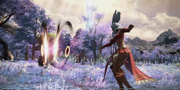 FFXIV Dancer Guide: How to Unlock and Rotation Tips | ScreenRant