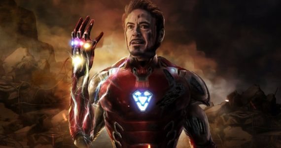 Tony Stark's Final Snap Revisited in New Avengers: Endgame BTS Video