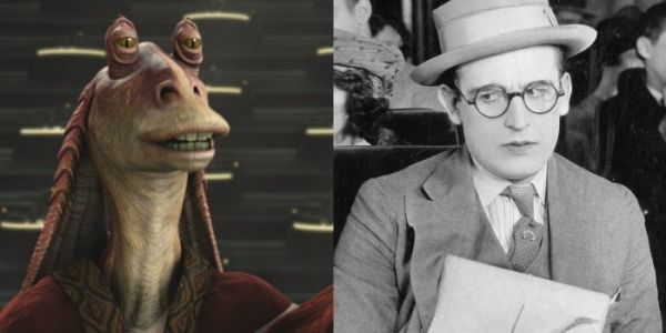 How Silent Film Comedian Harold Lloyd Influenced 'Star Wars'