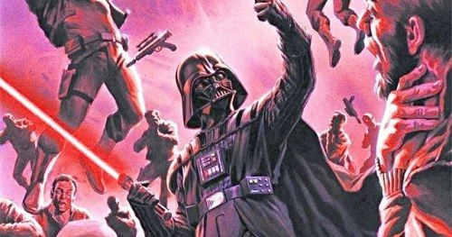 Marvel Cancels Star Wars Vader Comic After Firing Controversial