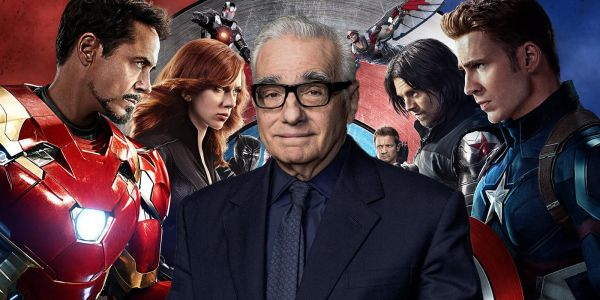 Martin Scorsese Doubles Down on Marvel Movie Criticism
