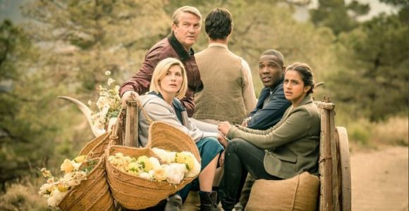 'Doctor Who' Gracefully Wrestles With Personal and Political 'Demons of the Punjab'