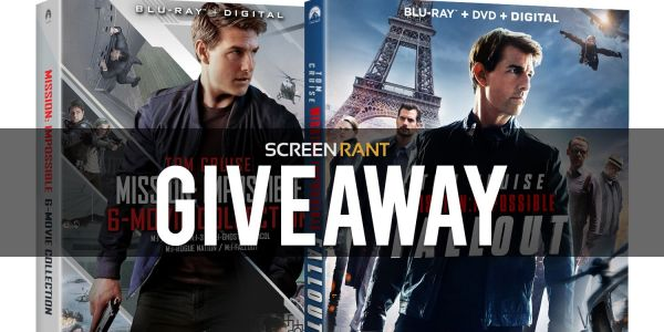 GIVEAWAY: Mission: Impossible - Fallout Signed by Tom Cruise