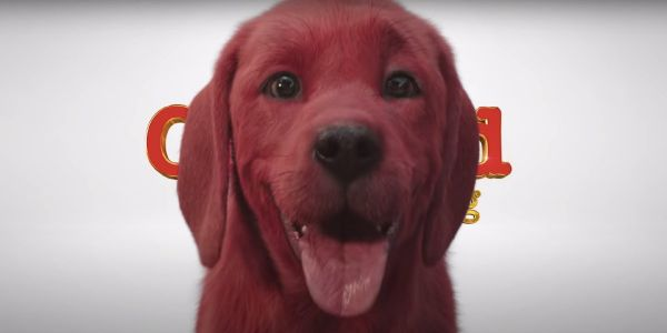 Clifford The Big Red Dog First Look Is Big, Red And Filled With Puppies