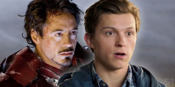 Tom Holland Posts Cryptic Photo With RDJ, Ignores Spider-Man Situation