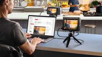 You Can Now Livestream with Blackmagic Video Assist Monitors