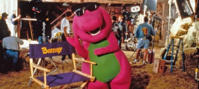 New 'Barney' Movie in the Works, Produced by Mattel and 'Get Out' Star Daniel Kaluuya