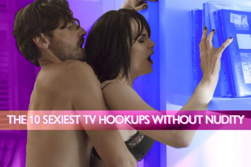 Steamy and Censor-Approved: 10 Super Hot Sex Scenes That Don't Feature Any Nudity