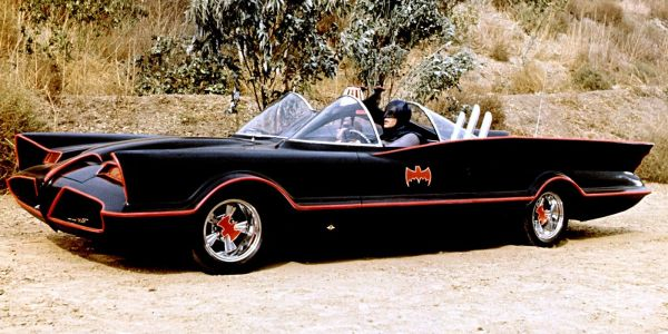 Batmobile Spotted on Joaquin Phoenix's Joker Movie Set