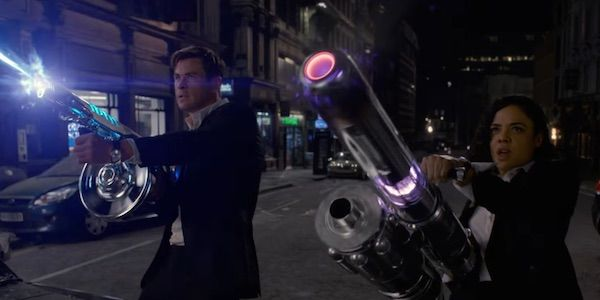 First Men In Black International Trailer Is Nostalgic And Action-Packed