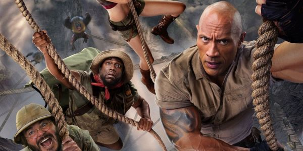 Jumanji: The Next Level Reactions Praise the Body-Swapping Comedy