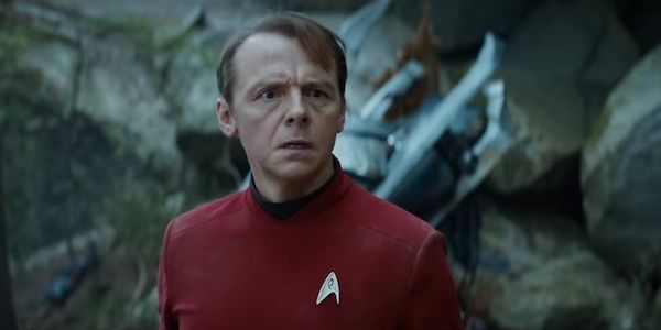 Why Two Star Trek Movies Are Being Simultaneously Developed, According To Simon Pegg