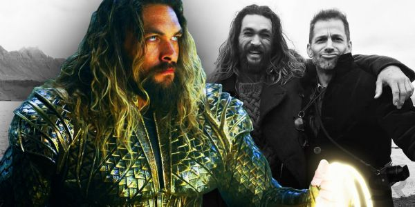 Zack Snyder Helped Aquaman Director Undo Joss Whedon's Justice League Changes