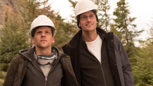The Hummingbird Project Trailer: It Needs to be a Totally Straight Line