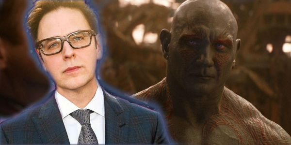 Dave Bautista Blames Cybernazis for James Gunn's Guardians 3 Firing