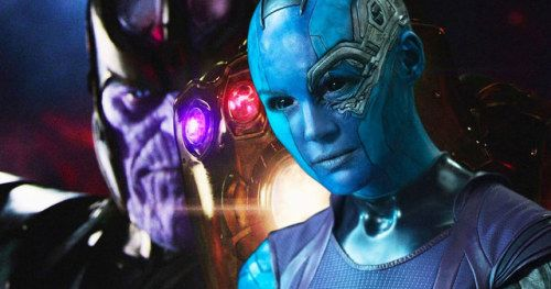 Avengers: Endgame Has Nebula Confronting Her Thanos Daddy