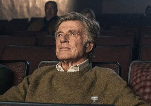 Robert Redford Retiring from Acting After The Old Man & the Gun