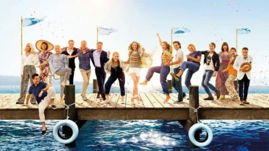 MAMMA MIA! HERE WE GO AGAIN Review: Style Over Substance, Enthusiasm Over Style