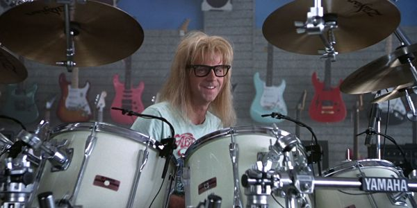 10 Funniest Quotes From The Wayne's World Movies