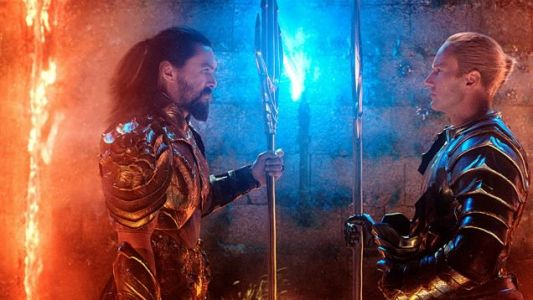 SDCC 2018: Aquaman Dons Familar Garb In Extended Comic-Con Footage