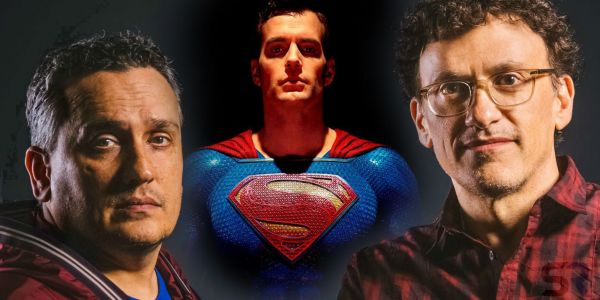 The Russos Explain Why Superman is a Difficult Hero to Adapt for Film