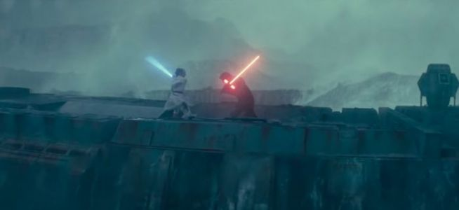 'Star Wars: The Rise of Skywalker' Contains Scenes of Sustained Flashing Lights, Disney Warns Theaters