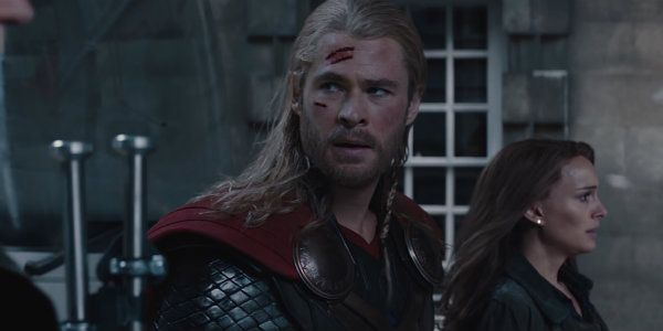 Chris Hemsworth Admits He Doesn't Really Like Thor: The Dark World