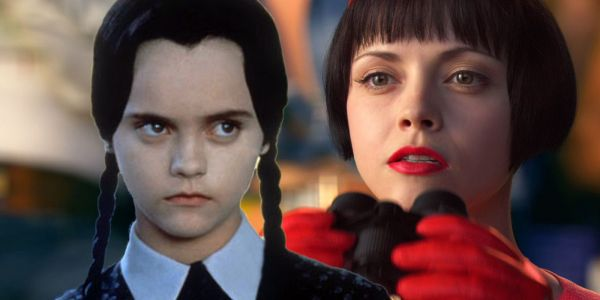 Christina Ricci Interested In Addams Family & Speed Racer Sequels