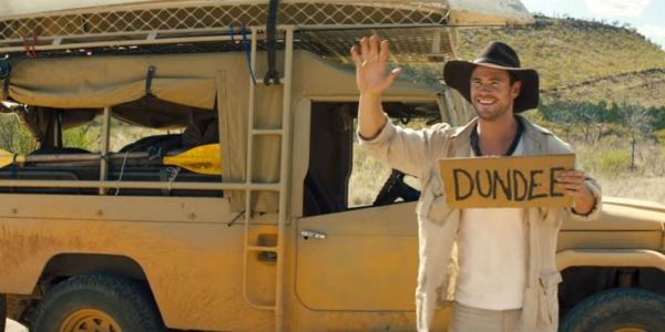 Chris Hemsworth 'Open to' Starring in Real Crocodile Dundee Reboot