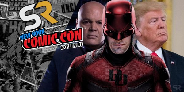 Exclusive: Daredevil Season 3 Is Inspired By The Current Political Climate