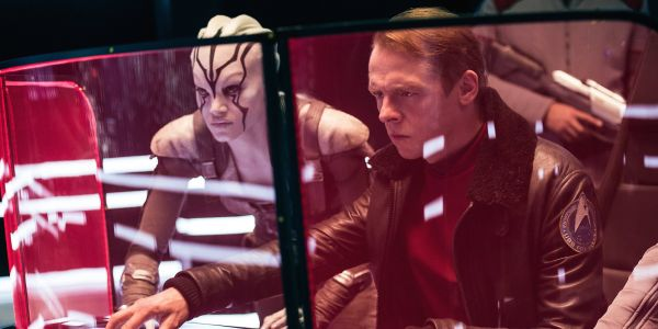 Simon Pegg 'Very Excited' About Star Trek 4 Director